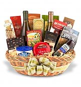 Wine & Gourmet: Wine and Gourmet Basket