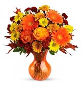Flower Bouquets: Autumn Burst
